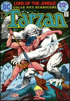 Golden Age Comic Book Stories: Tarzan