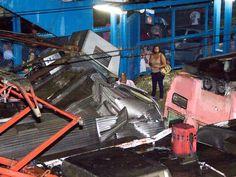 Acidente com dois trens da Supervia deixa 140 feridos em Mesquita, RJ   Gavião da Paraíba