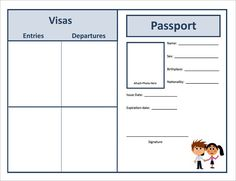 Let\'s be Friends | Pinterest | Passport template, Geography and ...