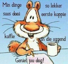 Goeie Nag, Goeie More, Afrikaans Quotes, Morning Blessings, Special Quotes, Good Morning Quotes, Words, Language, Amanda