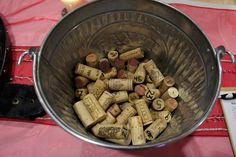 """Kit and Her Caboodle: Wine Pull Fundraiser. I absolutely love this simple """"raffle style"""" fundraiser!"""
