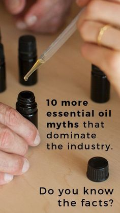 When it comes to detox reactions, scientific studies, ingesting essential oils, and sourcing oils, lets get these essential oil myths straightened out.