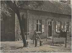 Grens Lommel-Bergeijk Foto: Leers, van - 1916