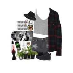 """""""Fabulous Disaster"""" by take-itt-easy ❤ liked on Polyvore featuring Glamorous, Lava, Free People, Scosha, Dr. Martens and rag & bone"""