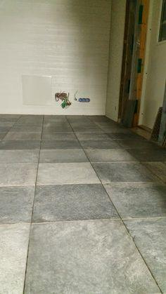 Inredning tvättstuga klinker : Kalksten Azul Cascais & Azul Valverde - Stonefactory.se   Kakel ...