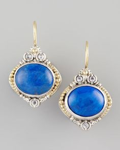 Konstantino Lapis Drop Earrings     $840.00