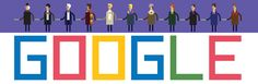 Doctor Who Anniversary Google Doodle Games, Google Doodles, Doctor Who, Doodles Games, Anniversary Games, Doctors Day, Time Lords, Geek Out, Dr Who