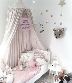 Cred @mykindoflike ✨ Underbar sängvrå