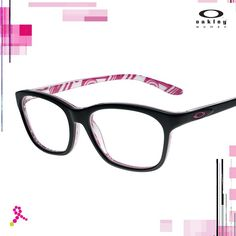 We're going pink for Breast Cancer Awareness month. YSC Oakley Taunt RX. http://www.eyeglassescenter.us/