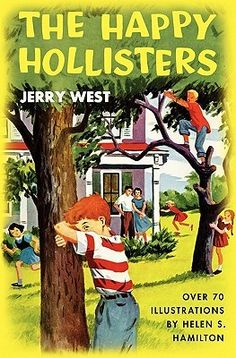 The Happy Hollisters (Happy Hollisters #1) by Jerry West