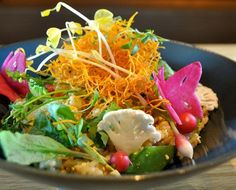 Another example of Jose Andres famed Spanish recipes that can be found on the menu at China Poblano located in Las Vegas. This innovative restaurant is a fusion of Mexican and Chinese cuisine combining unexpected ingredients such as chayote and