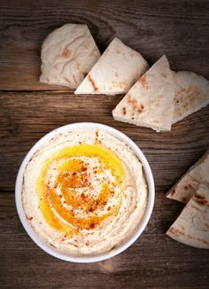Try our simple Thermomix Hummus recipe with canned chickpeas, tahini, lemon juice, olive oil, garlic and paprika. So easy to make in the Thermomix. Delicious Hummus Recipe, Delicious Vegan Recipes, Healthy Recipes, Whole Foods, Whole Food Recipes, Top Recipes, Hummus And Pita, Cooking Tips, Cooking Recipes