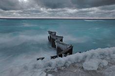 Lake Michigan by GLASman1, via Flickr