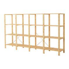 IKEA - HEJNE, 4 Elem/Regale
