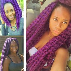 Crochet Braids Untwisted : untwisted but not separated I love my natural hair (and you should ...