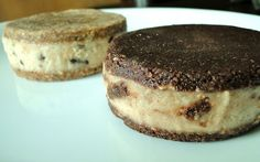 RAW Ice Cream Sandwiches, Green Soup, and Other Raw Recipes