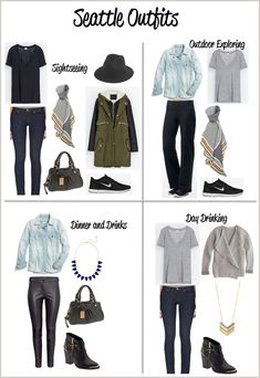 what to.wear.in seattle - Google Search