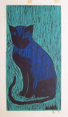 ap04b Japanese Cat