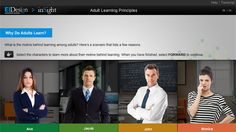InSight For Instructional Design: Adult Learning Principles - EI Design - Free Tutorial