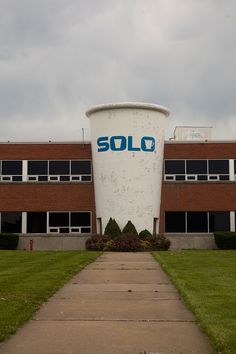 Springfield, MO - World's Largest Solo Cup..They need ot change it to a Red Solo Cup..LOL
