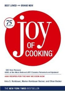 """The New York Times calls The Joy of Cooking """"one of the most important and influential books of the twentieth century."""" Check out the new, updated edition of this iconic cookbook."""