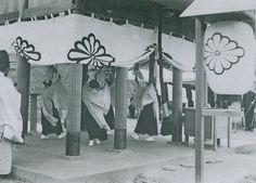 昭和6年(1931) 員林神社鎮座祭  Source: https://www.facebook.com/photo.php?fbid=10208265651855612&set=pcb.1013374432044457&type=3&theater