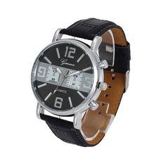 Excellent Quality Mens Watches Top Brand Luxury Quartz Watch Fashion Casual Business Watch Male Quartz-Watch Relogio Masculino #Affiliate