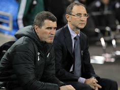 Martin O'Neill confirms he and Roy Keane have signed Republic of Ireland deals