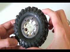 RC ADVENTURES - SIMPLE TIRE MOD FOR CRAWLERS - Tread Patterns 1.9 & 2.2 ...