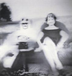 Richter: Scheich mit Frau  Sheik with his Wife  1966  140 cm x 135 cm  Oil on canvas