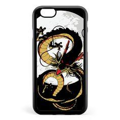 Black Dragon 2 Apple iPhone 6 / iPhone 6s Case Cover ISVG440