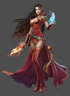 Khaman  #onlinegames #battleoftheimmortals #joygame #boi #boijoygame #mmorpg #f2p #khaman #summoner