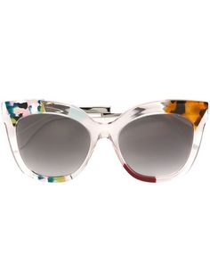 Fendi 'Jungle' Sonnenbrille