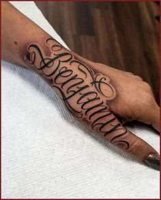 Neck Tattoos Women – tattoos for women small Name Tattoos On Neck, Name Tattoo On Hand, Side Neck Tattoo, Side Hand Tattoos, Neck Tattoos Women, Girl Neck Tattoos, Hand Tattoos For Women, Tattoo Women, Finger Tattoos