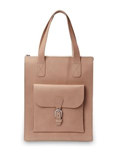 Pieces ZALIE LEATHER BAG