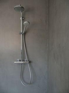 design+handwerk: Bad, BetonCire, Beton Cire