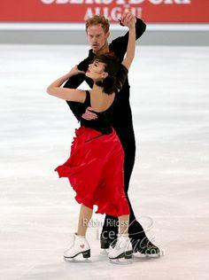 Madison Chock & Evan Bates unveiled their new short program at Nebelhorn 2014