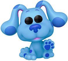 Toy Race Track, Nickelodeon Videos, Dinosaur Toys For Kids, Pop Television, Blues Clues, Pop Vinyl Figures, Cute Chibi, Funko Pop Vinyl