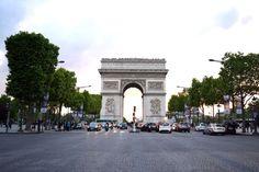 Wonderment Project - Photo Tour: Paris France