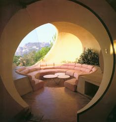 desire to inspire - desiretoinspire.net - Antti Lovag Pierre Cardin summer house