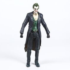 Hysteria Joker Arkham Asylum Action Figure - Joker Arkham Asylum Action Figure . Buy Joker Arkham toys in India. shop for Hysteria products in India. Toys for 6 - 10 Years Kids. | Flipkart.com
