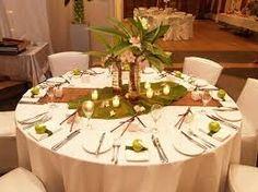 décoration table exotique - Google Search