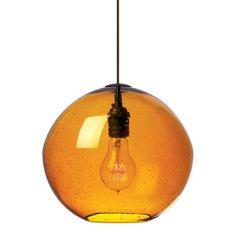 Isla Pendant | LBL Lighting at Lightology 312 - nicest is clear