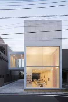 Light Cube Factory | Tokyo, Japan | A.L.X.(ARCHITECT LABEL Xain)