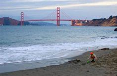 Golden Gate Bridge, America's Free attractions
