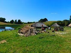 Viking Park, Wikingowie, Dania, Altany