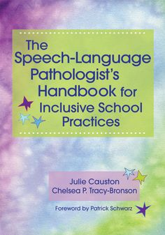 Every inclusive school team needs a great SLP who supports communication skills where they're needed most—in the classroom, as students with disabilities learn and participate alongside their peers. This is the practical, friendly guide SLPs need to go beyond pull-out services and deliver successful communication and language supports as part of an inclusive school team. #SLP