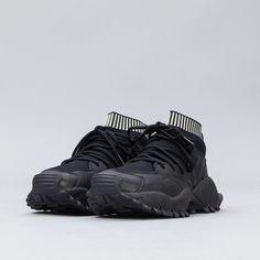 Adidas - SEEULATER Primeknit GTX in Black - Notre - 4