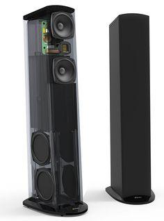 GoldenEar Triton Five loudspeaker   Stereophile.com 2'000.00€