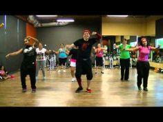 ▶ Electric Shock - 에프엑스 fx - Kpop Dance Fitness W/ Bradley Crazy Sock TV - YouTube